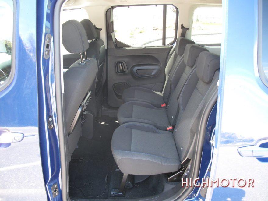 Peugeot Rifter 1 5 Bluehdi Long By Tinkervan Prueba 45