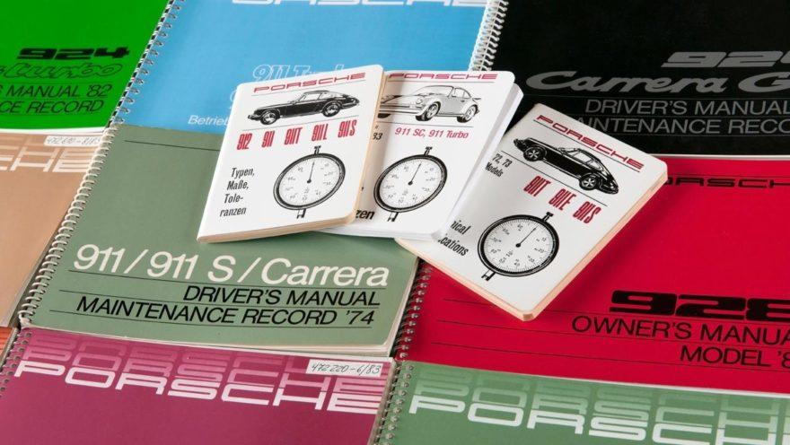 Porsche Clasicos Impresion 700 Manuales Usuario 06