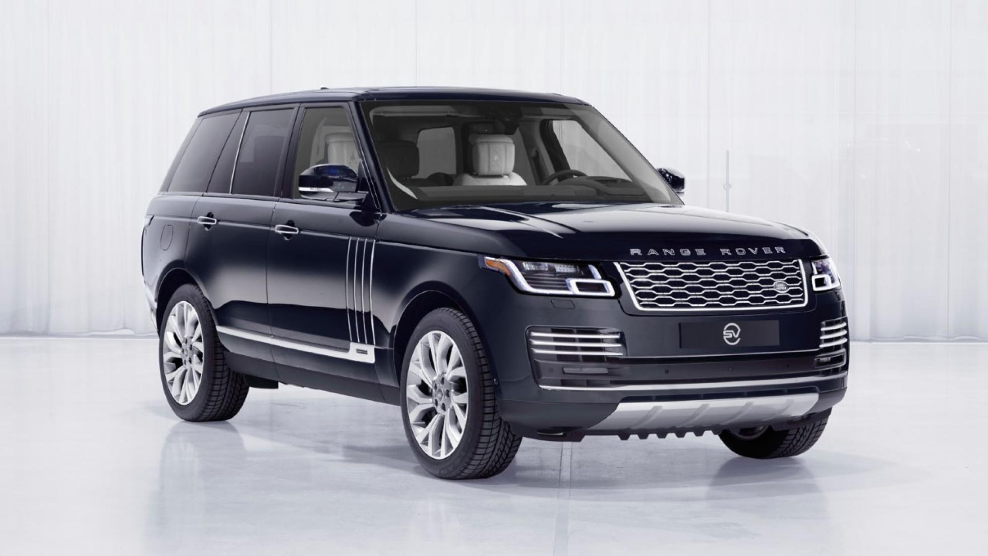 Range Rover Astronaut