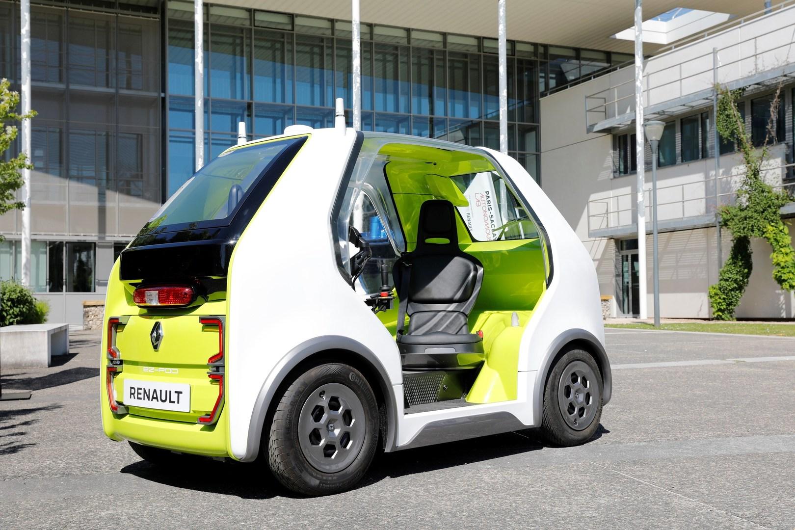 2019 Paris Saclay Autonomous Lab