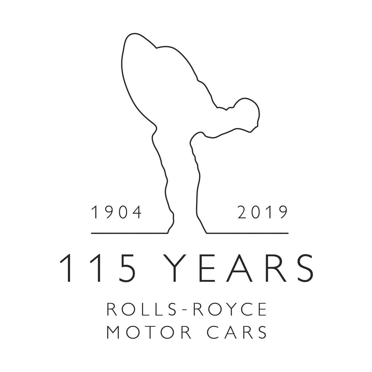 Rolls-Royce Phantom 115th Aniversary