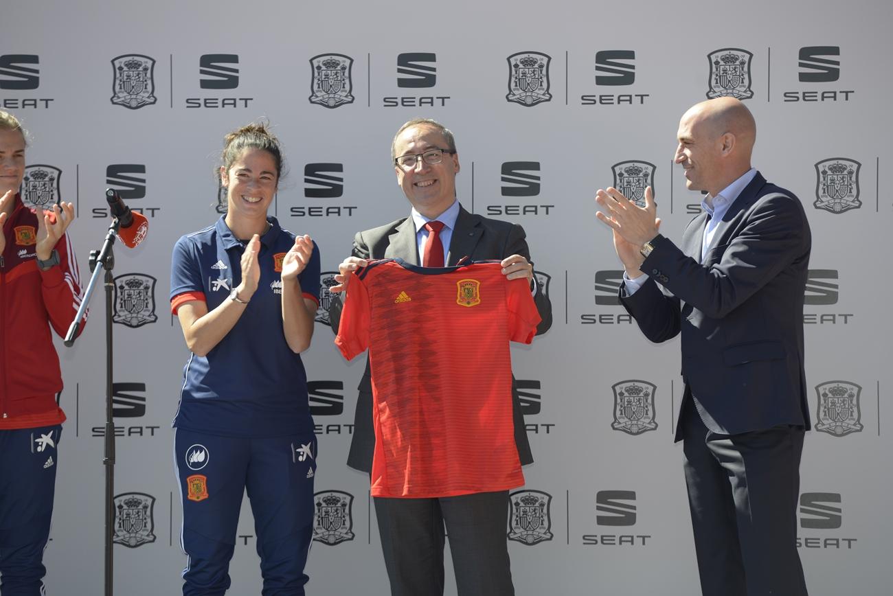 Seat Selección Española Femenina