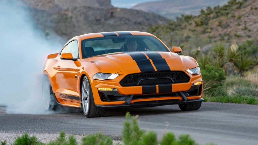Shelby Mustang Gt S Sixt Alquiler 01