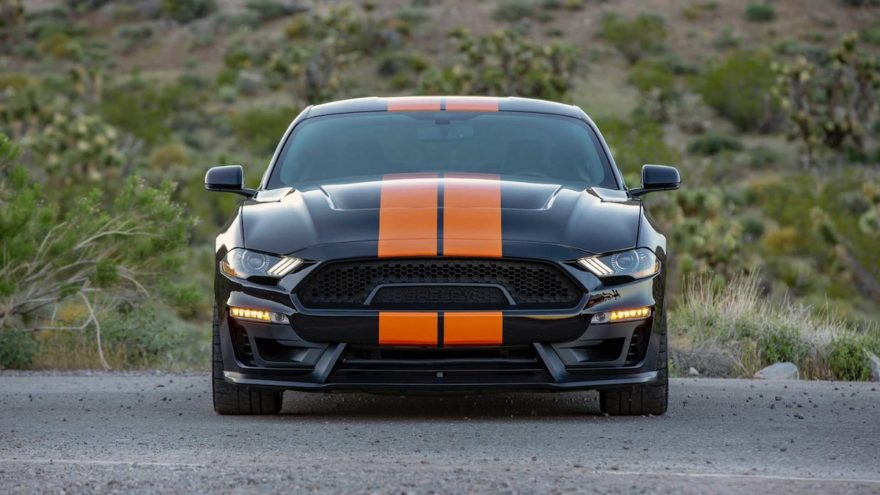 Shelby Mustang Gt S Sixt Alquiler 03