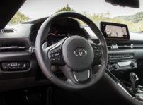Toyota Gr Supra Prueba 33