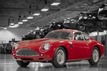 El Aston Martin DB4 GT Zagato debutará en las 24h de Le Mans de este año