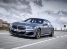El BMW Serie 8 Gran Coupé sale de entre las sombras mostrando su espectacular figura