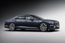 Así es el nuevo Bentley Flying Spur, nueva estética y un gran salto tecnológico