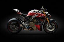 Ducati Streetfighter V4, la nueva bestia desnuda de Borgo Panigale