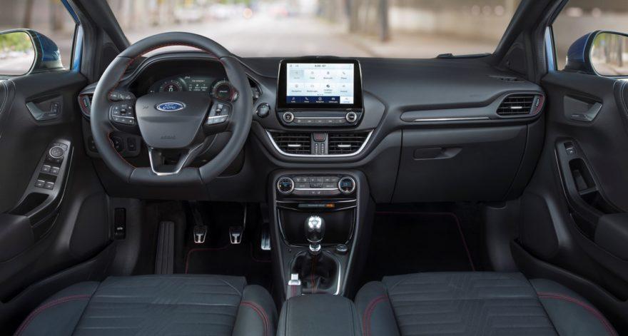 Ford Puma St Line 2019 (16)