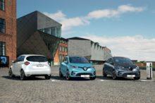 El Renault ZOE se actualiza, mayor potencia y autonomía para el pequeño eléctrico francés