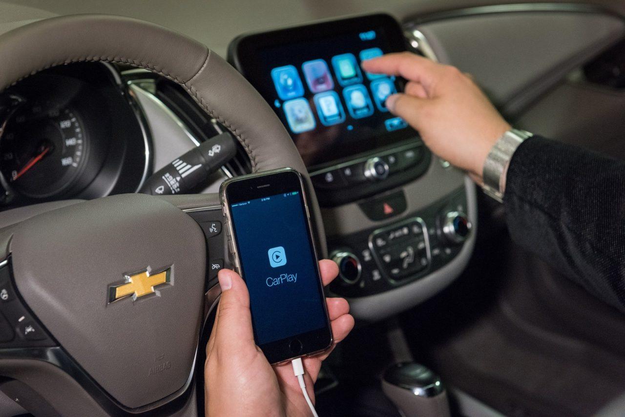 Apple CarPlay, utilidades en tu coche