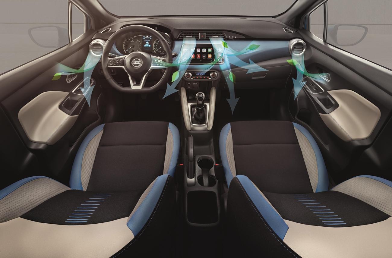 Gasta más el coche con el aire acondicionado