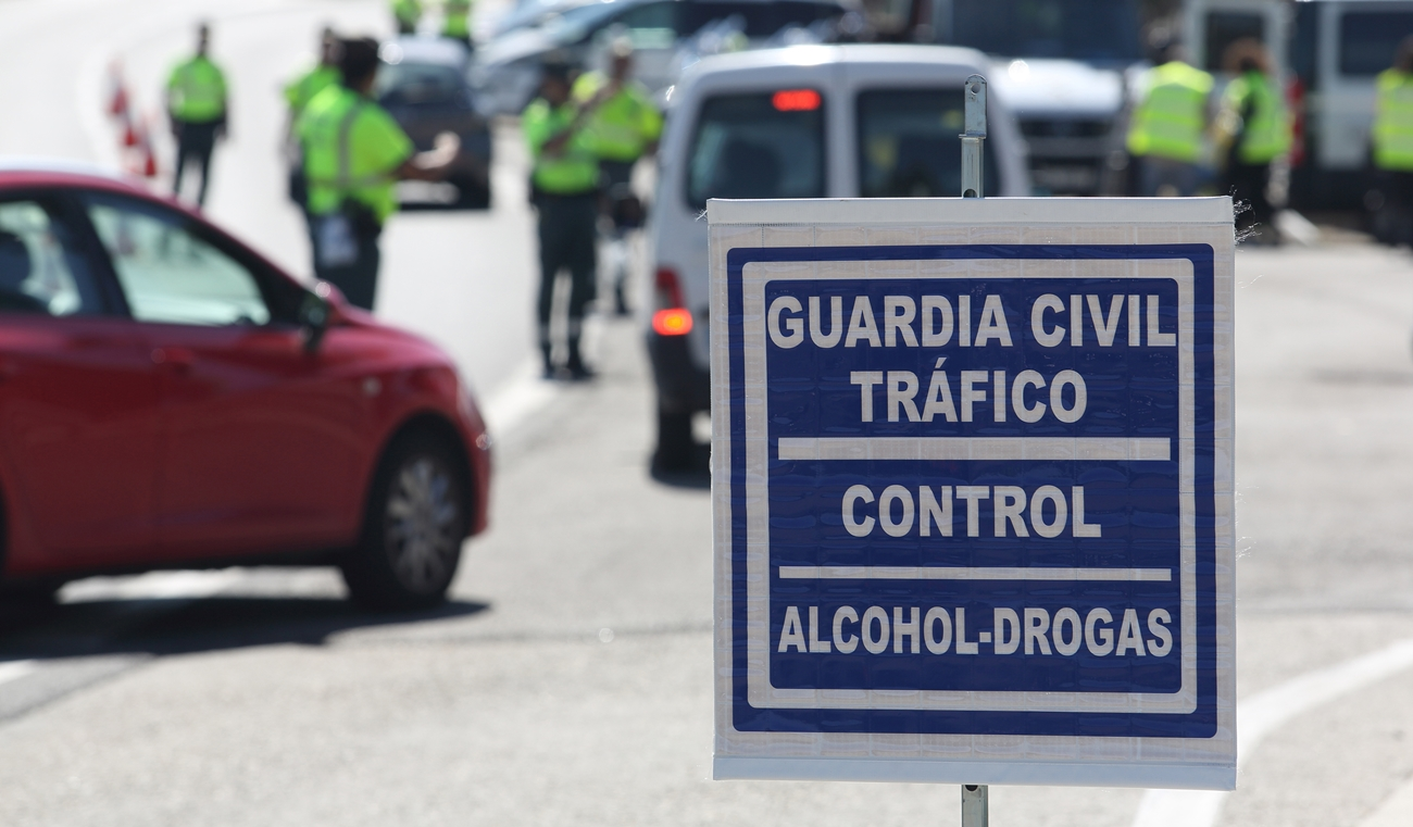 Campaña alcohol Guardia Civil