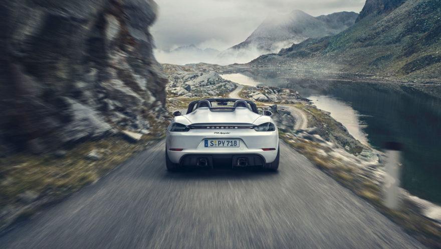 High 718 Spyder 2019 Porsche Ag