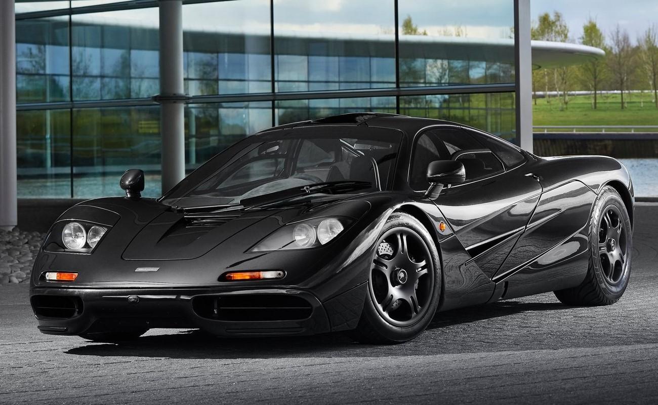 McLaren F1 1992