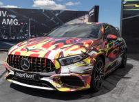 Mercedes Amg A 45 Nurburgring 02
