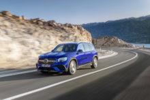El Mercedes-Benz GLB 2020 llega con capacidad para siete pasajeros