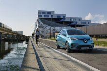 El nuevo Renault ZOE aumenta su autonomía hasta los 390 kilómetros