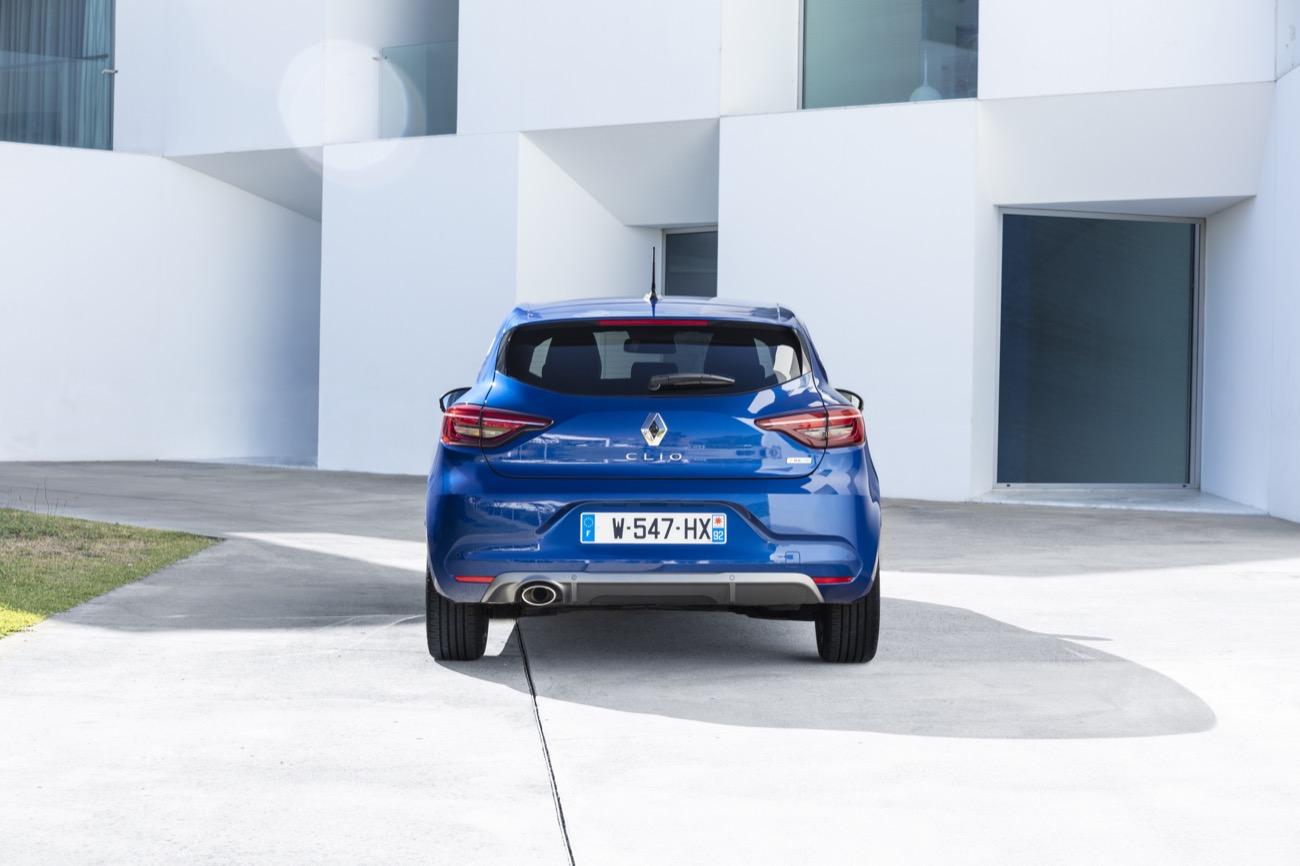 Renault Clio 1.3 TCe R.S. Line