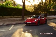 Porsche 911 Carrera 4S a prueba: un coche 10