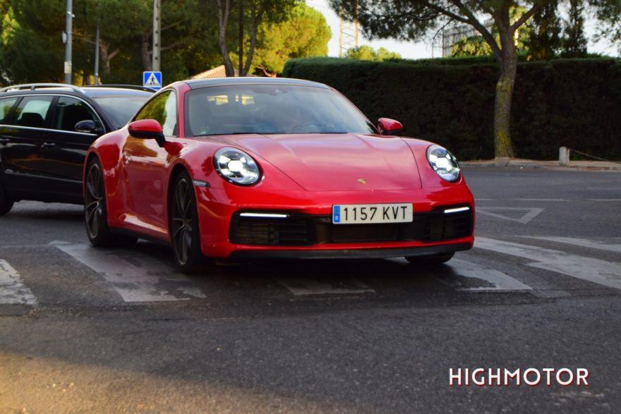 Porsche 911 Carrera 4s Prueba Highmotor 2