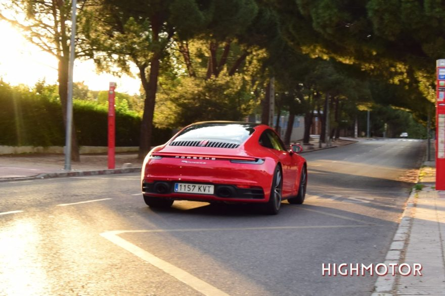 Porsche 911 Carrera 4s Prueba Highmotor 3