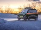 Los coches eléctricos de Rivian incluirán una función de carga de vehículo a vehículo