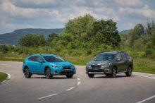 Los Subaru Forester y XV híbridos ya están en España y estos son sus precios