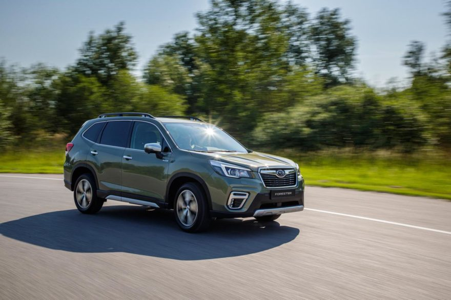 Subaru Xv Forester Hibridos Precio 02