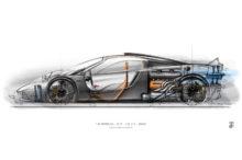 Gordon Murray, el diseñador del McLaren F1, anuncia importantes detalles sobre el T.50