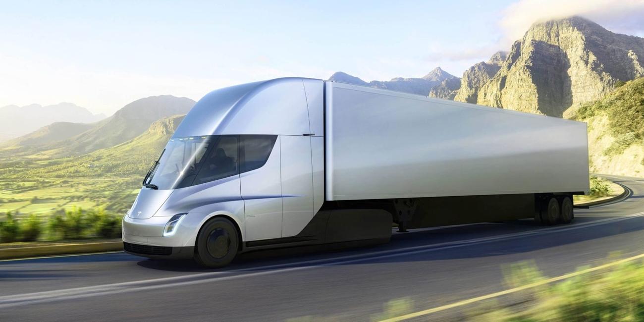 Tesla camión