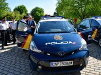 Toyota Prius Policia Nacional 01