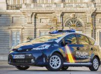 Toyota Prius Policia Nacional 03