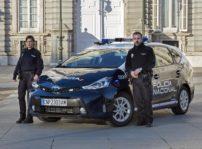 Toyota Prius Policia Nacional 04