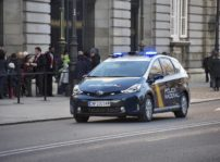 Toyota Prius Policia Nacional 05