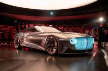 Bentley EXP 100 GT, los vehículos de lujo del futuro también serán autónomos y eléctricos