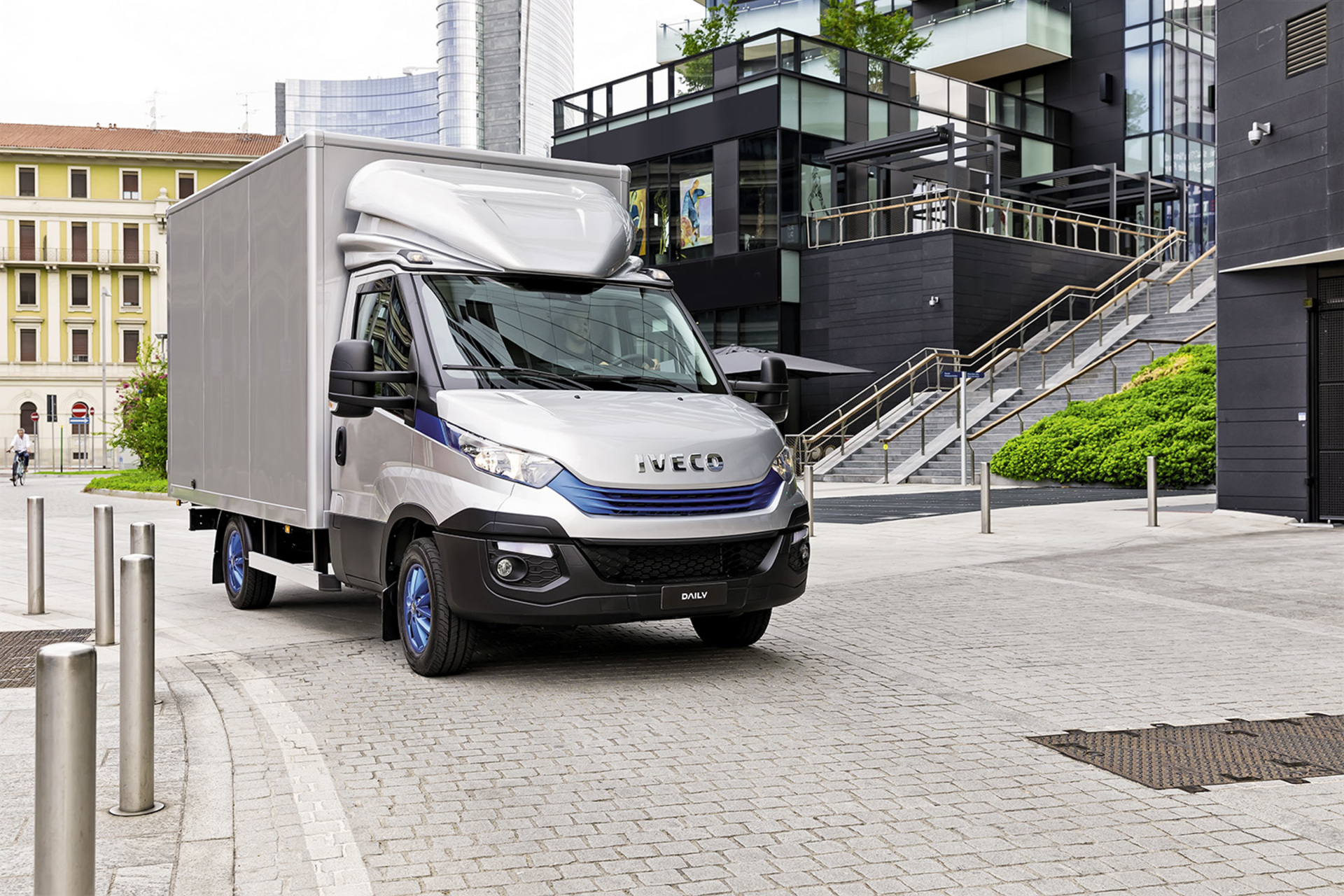 Iveco Dailybluepower