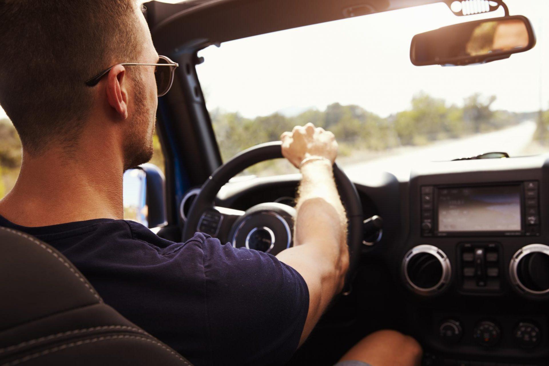Conducir Conductor Volante