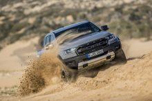 Al volante del Ford Ranger Raptor: el súper pick up