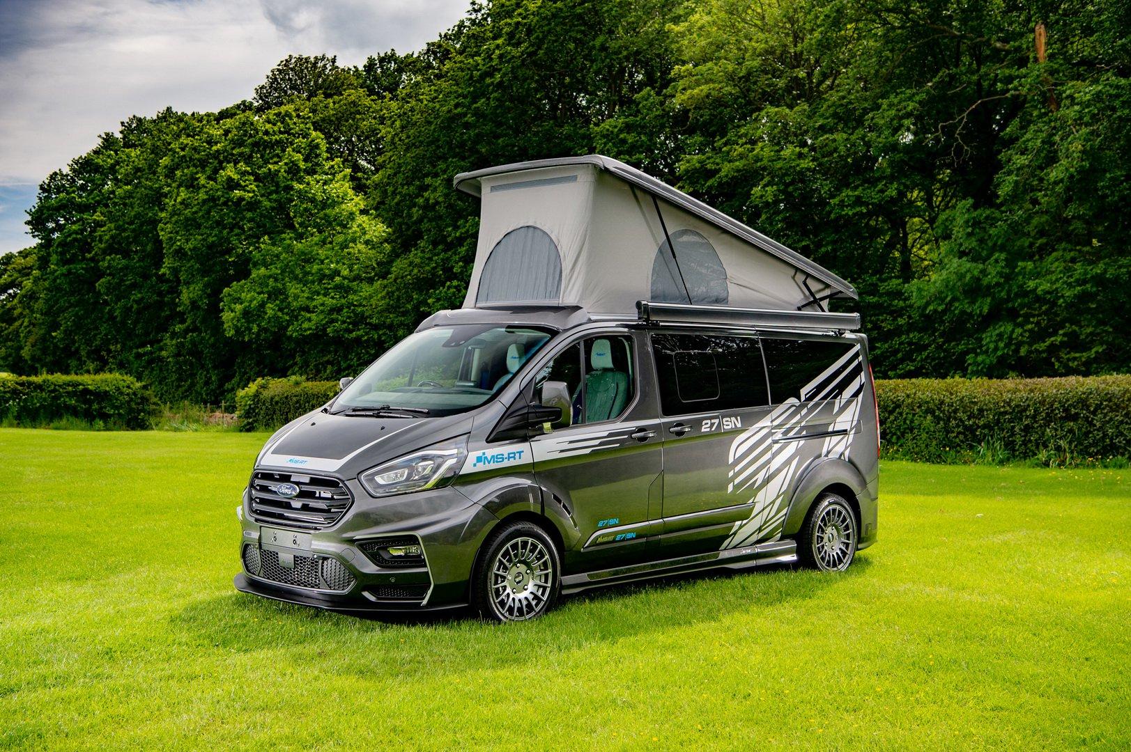 Ford Transit Custom Ms Rt Wellhouse Camper (8)
