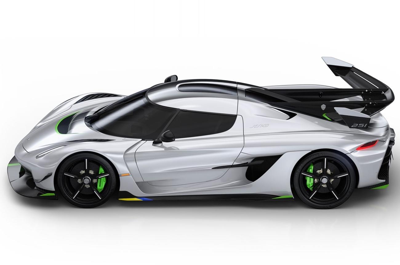 Top10 coches de más de 1.000 caballos