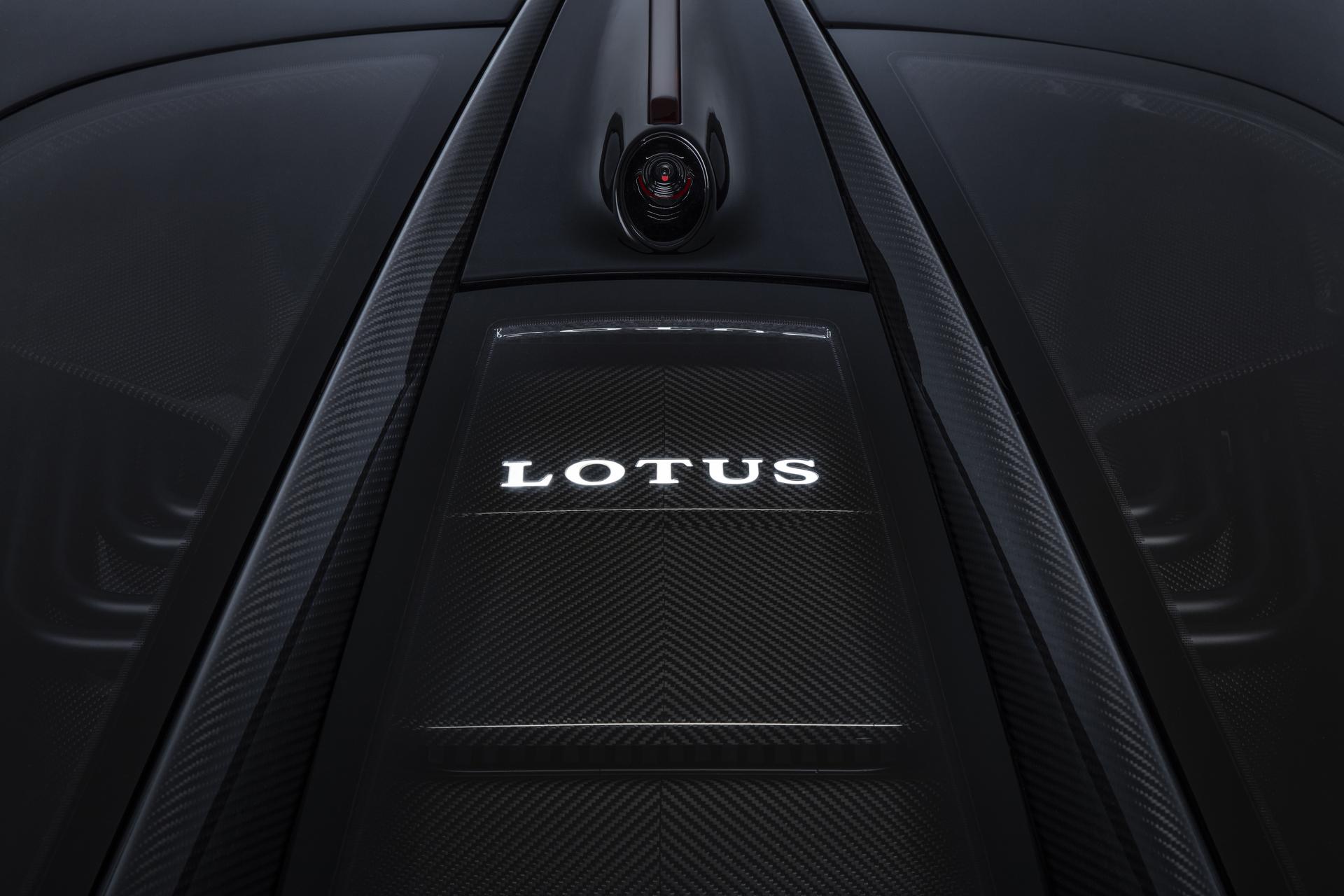 Lotus Evija8