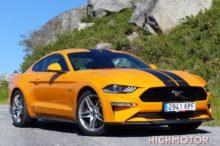 A prueba Ford Mustang GT Fastback: el mito está más vivo que nunca