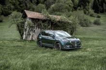 El SEAT Tarraco, el SUV más lujoso y familiar de la marca, ya ha caído ante los encantos de ABT