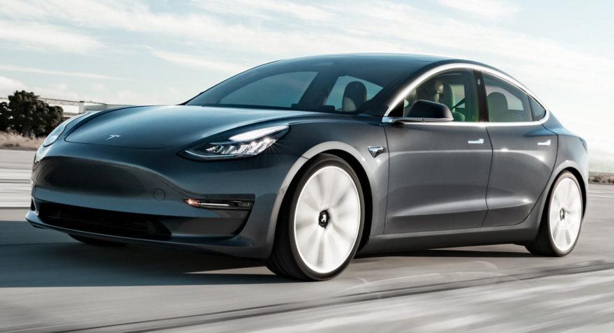 Tesla Model 3 Noruega