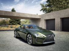 2020 Lexus Lc Inspriation