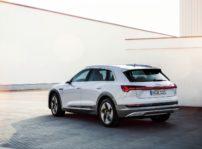Audi E Tron 50 Quattro