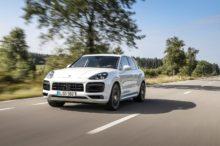 Llega el nuevo Porsche Cayenne Turbo S E-Hybrid, la versión híbrida enchufable más potente del SUV alemán