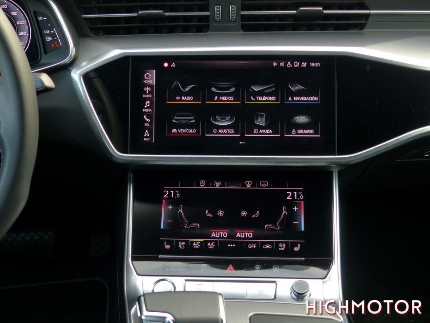 Audi A6 50 Tdi Quattro Eco 026